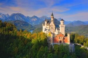 Atrakcje Niemiec   Alpenstrasse, jamaica.com.pl