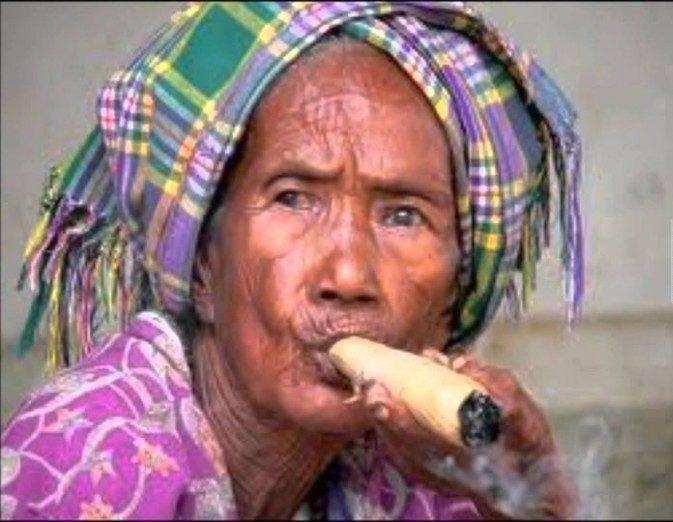 125 letnia Kobieta Twierdziła, że Palenie Marihuany Jest Sekretem Długowieczności, jamaica.com.pl