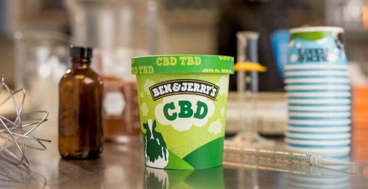 Ben & Jerry's Planuje Wprowadzić Lody z CBD, jamaica.com.pl