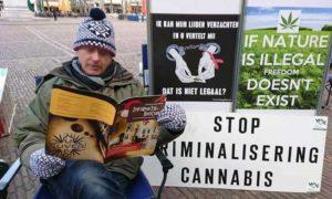 Holandia: cannabisowy aktywista próbował powiesić się w parlamencie, jamaica.com.pl
